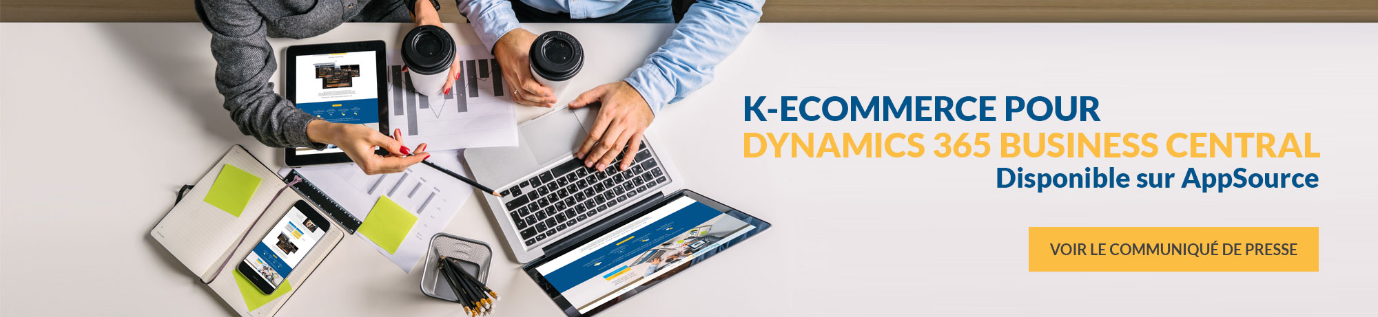 k-eCommerce pour Dynamics 365 Business Central
